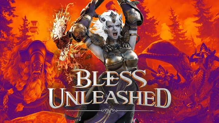 Bless unlesahed